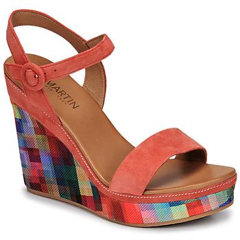 Sapatos Mulher Sandálias JB Martin LIVE E19 Multicolor