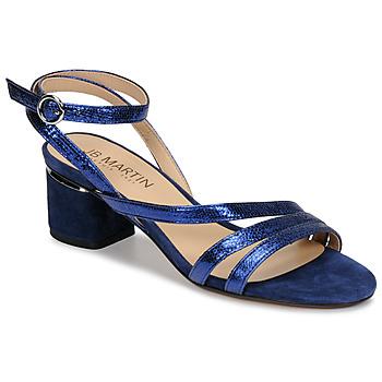 Sapatos Mulher Sandálias JB Martin MAEVA Azul