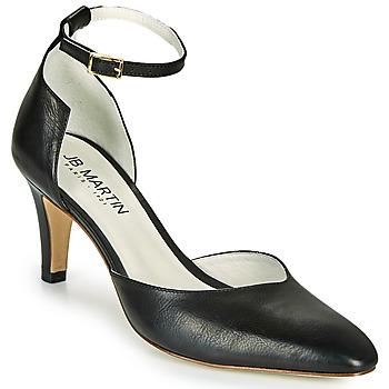 Sapatos Mulher Escarpim JB Martin NATACHA Preto