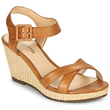 Sapatos Mulher Sandálias JB Martin QUERIDA Castanho