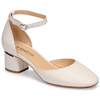 Sapatos Mulher Escarpim JB Martin TARAH Nappa / Natural