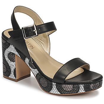 Sapatos Mulher Sandálias JB Martin XEPIA Preto