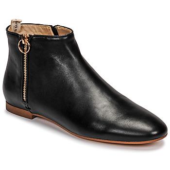 Sapatos Mulher Botas baixas JB Martin ACANO Preto
