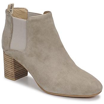 Sapatos Mulher Botins JB Martin ALIXIA Linho