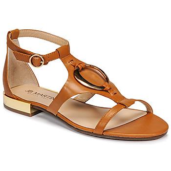 Sapatos Mulher Sandálias JB Martin BOCCIA Castanho