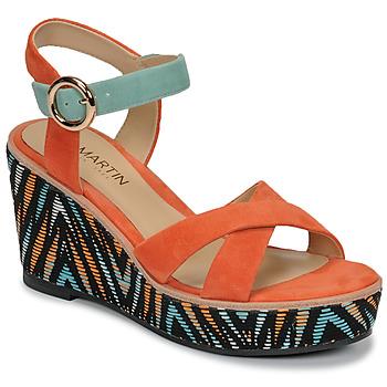 Sapatos Mulher Sandálias JB Martin EMEA Papaia