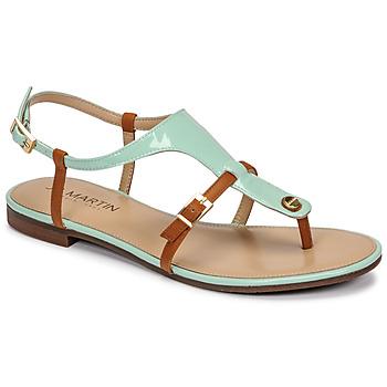 Sapatos Mulher Sandálias JB Martin GAELIA Azul