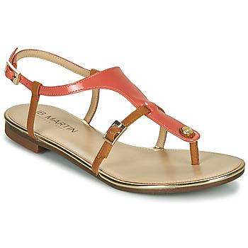 Sapatos Mulher Sandálias JB Martin GAELIA Coral
