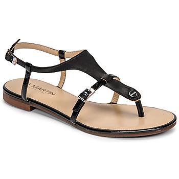 Sapatos Mulher Sandálias JB Martin GAELIA Preto