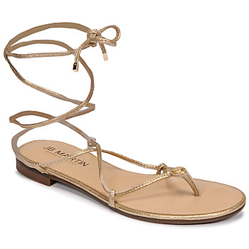 Sapatos Mulher Sandálias JB Martin GERONA Dourado