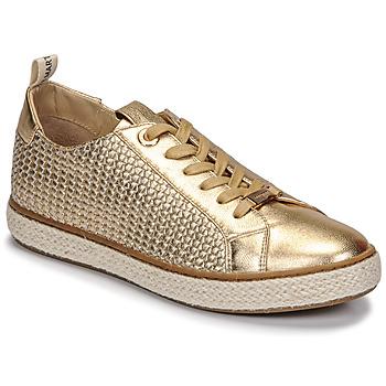 Sapatos Mulher Sapatilhas JB Martin INAYA Ouro