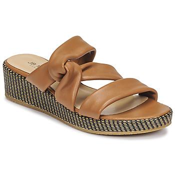 Sapatos Mulher Sandálias JB Martin JAM Castanho