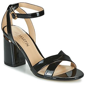 Sapatos Mulher Sandálias JB Martin KIMOE Preto