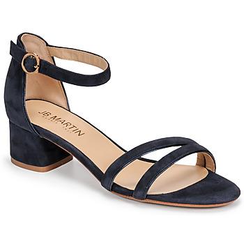 Sapatos Mulher Sandálias JB Martin MACABO Preto