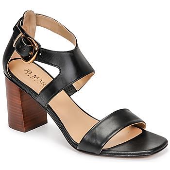 Sapatos Mulher Sandálias JB Martin NAWELI Preto