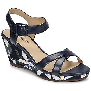 Sapatos Mulher Sandálias JB Martin QUERIDA Marinho