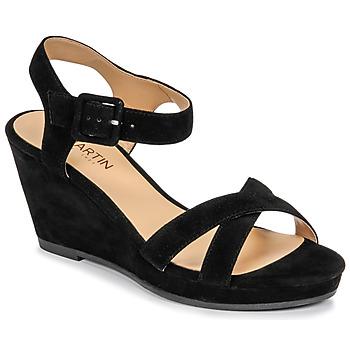Sapatos Mulher Sandálias JB Martin QUERIDA Preto
