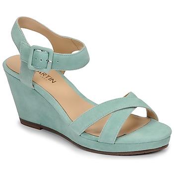 Sapatos Mulher Sandálias JB Martin QUERIDA Azul