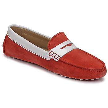 Sapatos Mulher Mocassins JB Martin TABATA Coral