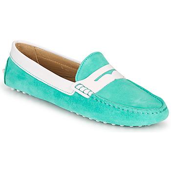 Sapatos Mulher Mocassins JB Martin TABATA Azul