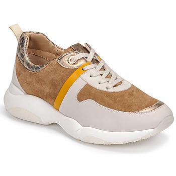 Sapatos Mulher Sapatilhas JB Martin WILO Castanho