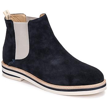 Sapatos Mulher Botas baixas JB Martin XILANE Marinho