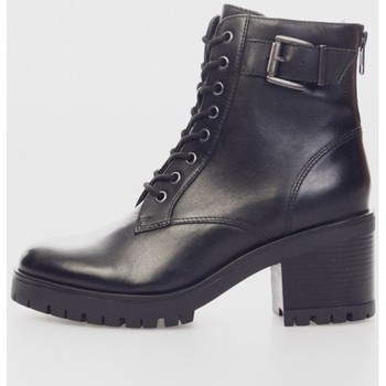 Sapatos Mulher Botins Oxyd WH-174H20 Negro
