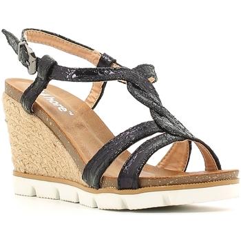 Sapatos Mulher Alpargatas Le Chicche BF7244/5 Preto