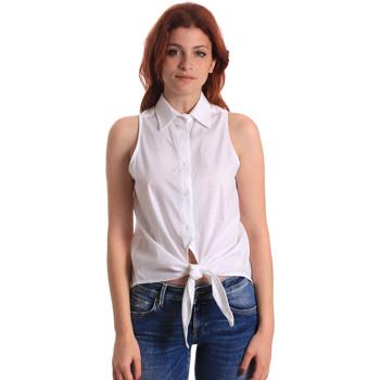 Textil Mulher Tops / Blusas Fornarina BE174573CA1609 Branco