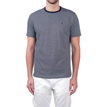 Textil Homem T-Shirt mangas curtas Navigare NV70031 Azul