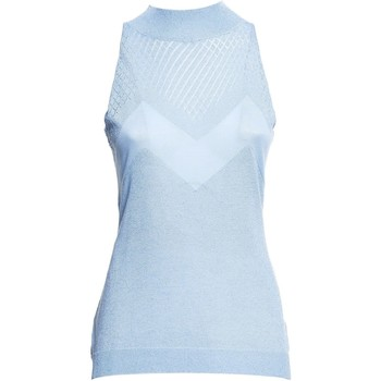 Textil Mulher Tops / Blusas Fracomina FR20SM812 Azul