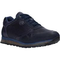 Sapatos Homem Sapatilhas Exton 340 Azul