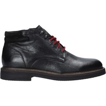 Sapatos Homem Botas baixas Exton 852 Preto