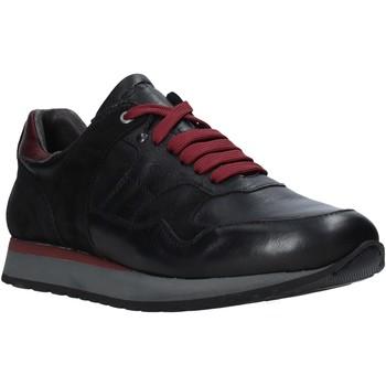Sapatos Homem Sapatilhas Exton 591 Preto