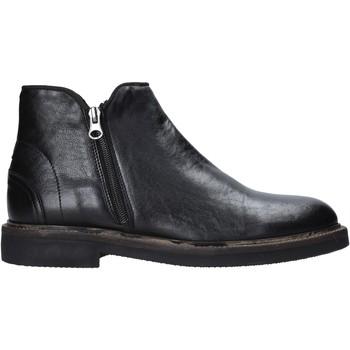 Sapatos Homem Botas baixas Exton 851 Preto