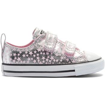 Sapatos Criança Sapatilhas Converse 769706C Prata