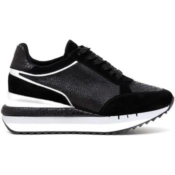 Sapatos Mulher Sapatilhas Café Noir DN626 Preto