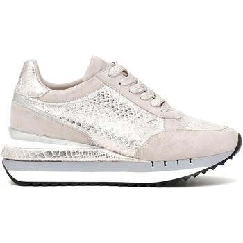 Sapatos Mulher Sapatilhas Café Noir DN626 Branco