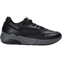 Sapatos Homem Sapatilhas IgI&CO 6142400 Preto