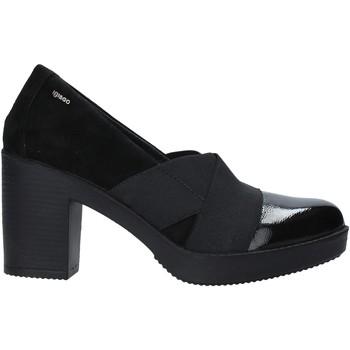 Sapatos Mulher Mocassins IgI&CO 6152900 Preto