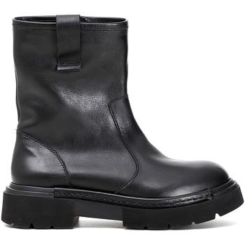 Sapatos Mulher Botas baixas Café Noir FB122 Preto