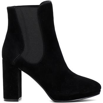 Sapatos Mulher Botins Café Noir MD541 Preto
