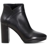 Sapatos Mulher Botins Café Noir MD230 Preto