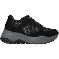 Sapatos Mulher Sapatilhas IgI&CO 6168355 Preto