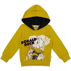 Textil Criança Sweats Melby 40D0022DN Amarelo