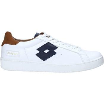 Sapatos Homem Sapatilhas Lotto 215171 Branco