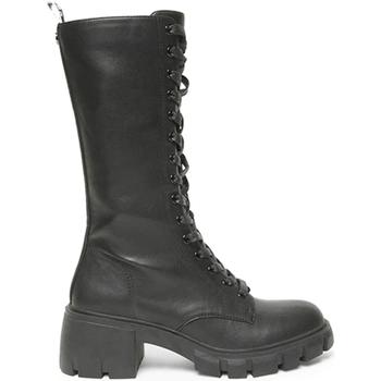Sapatos Mulher Botas baixas Steve Madden SMSHUMOR-BLK Preto