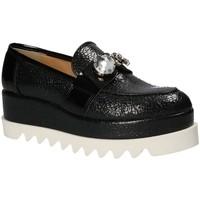 Sapatos Mulher Mocassins Grace Shoes 1312 Preto
