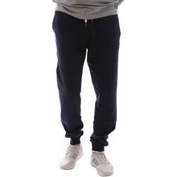 Textil Homem Calças de treino Key Up 2F37I 0001 Azul