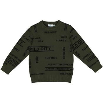 Textil Criança Sweats Melby 40B2032 Verde
